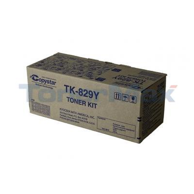 COPYSTAR CS C2520 TONER YELLOW